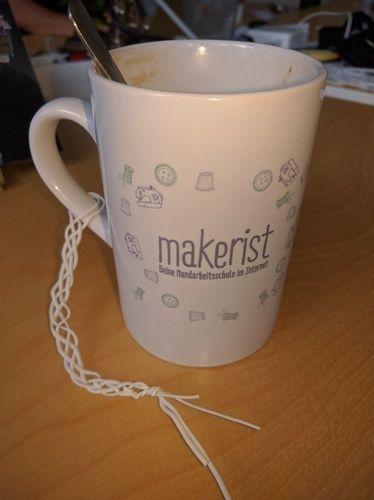 Makerist - 4 Fäden Flechte Fantasie  - DIY-Projekte - 1