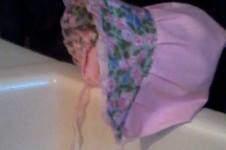 Makerist - a prairie bonnet,a tote/wallet,and black denim apron - 1