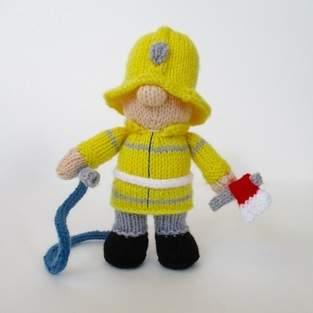 Makerist - Fireman Fred - 1