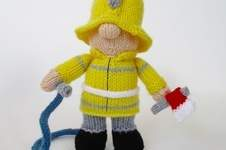Makerist - Fireman Fred - 1