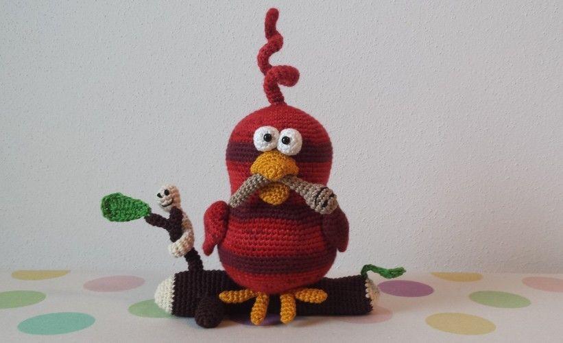 Makerist - Vögelchen Vera - Häkelprojekte - 1