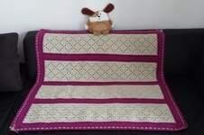 Makerist - Lazy Daisy Blanket - 1