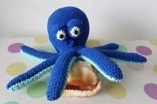 Makerist - Octavius the octopus - 1