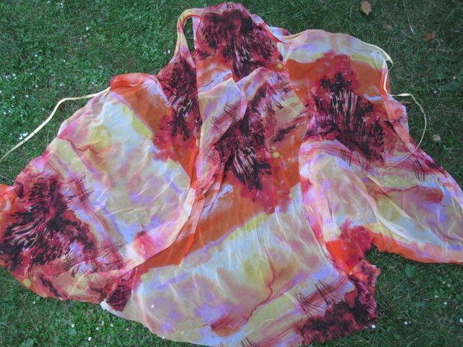 Makerist - bodenlanges Sommerkleid - Nähprojekte - 3