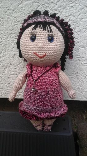Makerist - Miss Ruby - Häkelprojekte - 1