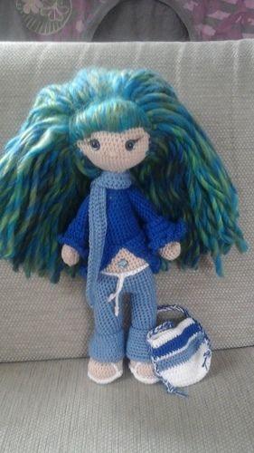 Makerist - Miss Hippie  - Häkelprojekte - 2
