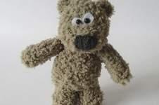 Makerist - Fluffy Bear - 1