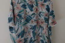 Makerist - Blouse imprimé fleurs pastel  - 1