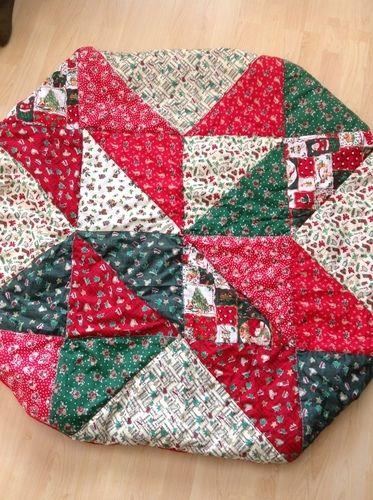 Makerist - Kleid für Tannenbaum - Patchwork-Projekte - 1