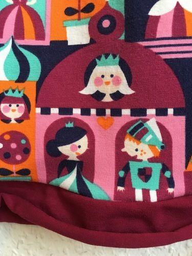 Makerist - Bohemian blouse and dress als Nachthemd Lillestoff Princess Castle - Nähprojekte - 3