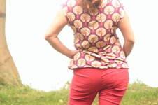 Makerist - Skinny Jeans von Sewera - 1