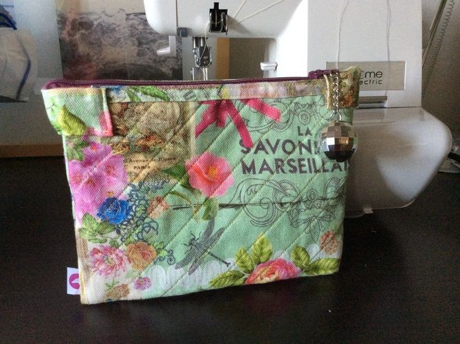 Makerist - Kosmetiktasche von Lalaluna - Nähprojekte - 1