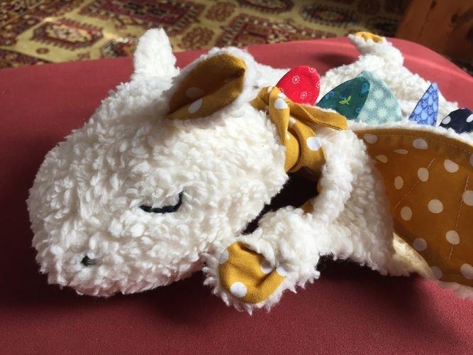 Makerist - Dragy - der drömelige Drachen  - Nähprojekte - 2