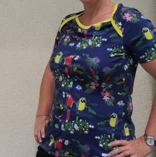 Makerist - Lady Ophelia T-Shirt - 1