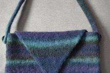 Makerist - Strickfilztasche aus einer wunderbaren Filzwolle - 1
