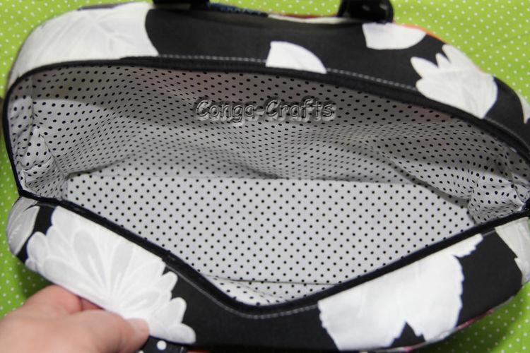 Makerist - Mini-Reisetasche mit Namen von Kollegen als Geldgeschenk - Nähprojekte - 3