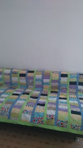 Makerist - Decke  - Patchwork-Projekte - 1