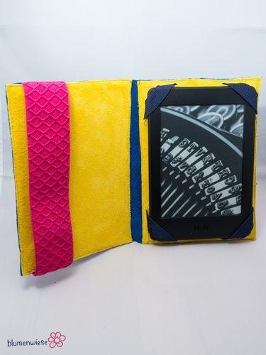 Makerist - Ebook-Reader-Hülle - Nähprojekte - 2