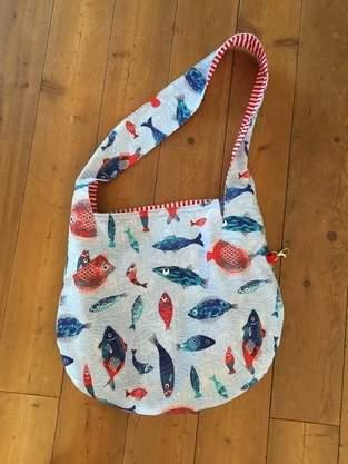 Makerist - Beutelwendetasche aus Baumwolle  - 1