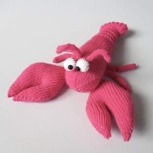 Makerist - Larry the Lobster - 1