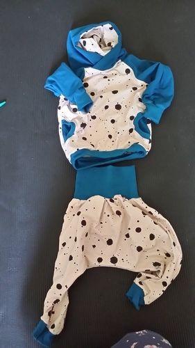 Makerist - Pumphose mit passendem Hoodie - Nähprojekte - 1