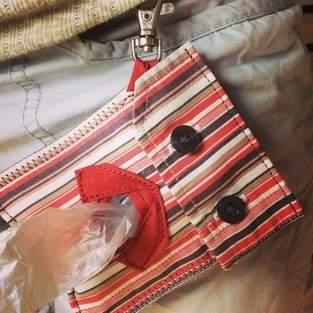 Makerist - Tasche für Hundekotbeutel - 1