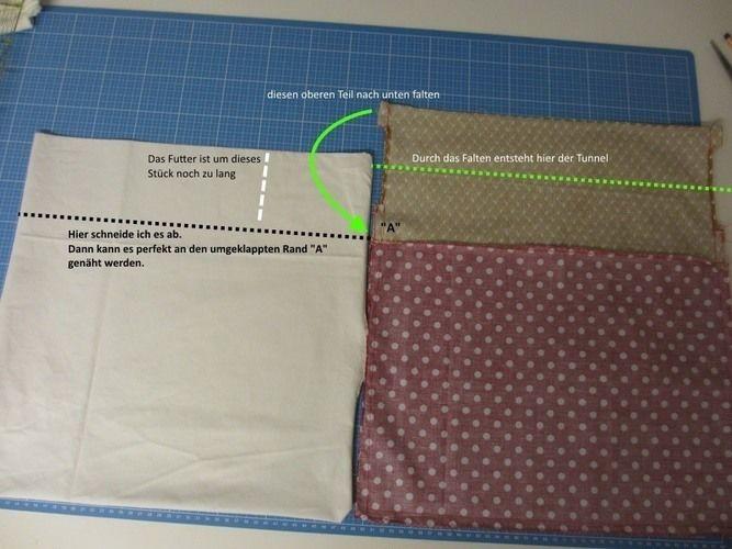 Makerist - Rucksack mit Futter - Nähprojekte - 3