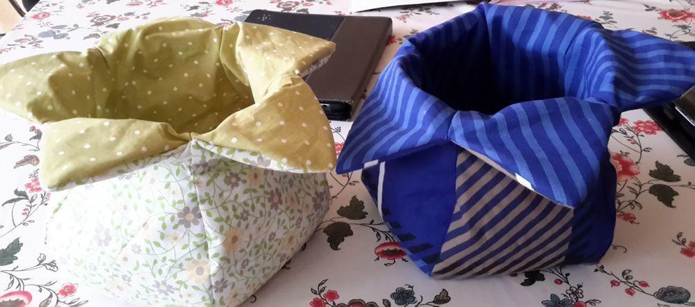 Makerist - Noch einmal Blütenkörbchen - Nähprojekte - 1