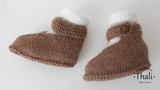 Makerist - chaussons babies, pour bébé - 1