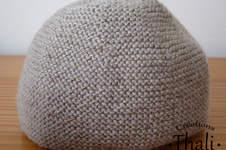 Makerist - Bonnet au point mousse, pour bébé - 1