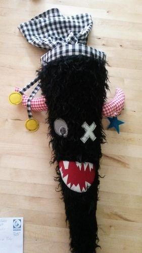 Makerist - Monsterschultüte! - Nähprojekte - 1