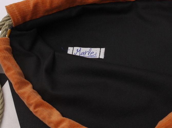 Makerist - Rucksack ** Mustermix  - Nähprojekte - 2