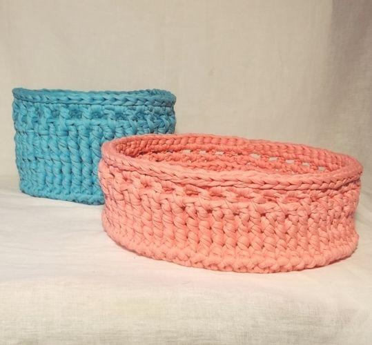 Makerist - Tidy Up basket - Crochet Showcase - 1