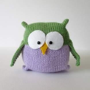 Makerist - Tooley Owl - 1