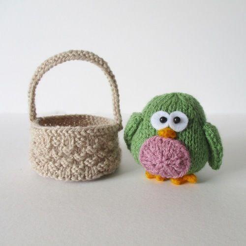 Makerist - Chirpy Birds - Knitting Showcase - 1