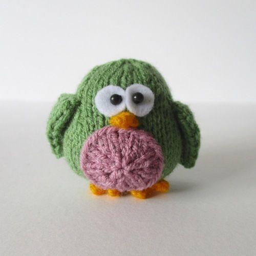 Makerist - Chirpy Birds - Knitting Showcase - 3