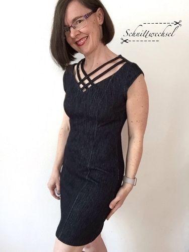 Makerist - TINALisa Schnittdesigneri Kleid Jenny - Nähprojekte - 1
