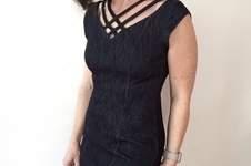 Makerist - TINALisa Schnittdesigneri Kleid Jenny - 1