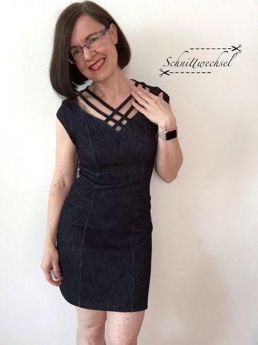 Makerist - TINALisa Schnittdesigneri Kleid Jenny - Nähprojekte - 3