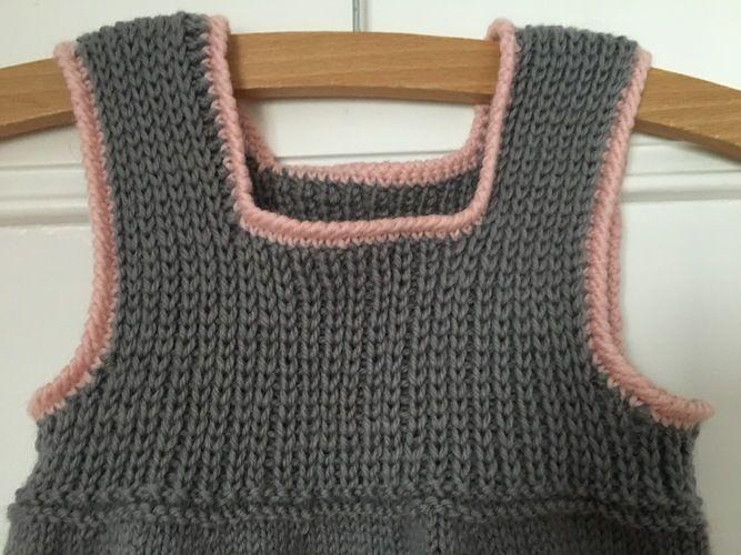 """Makerist - Kleid """"Aschenputtel"""" - Strickprojekte - 3"""