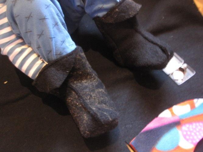 Makerist - noch mehr Stiefel - Nähprojekte - 1