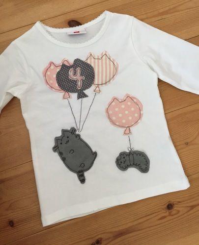 Makerist - Geburtstagsshirt für meine Tochter - Nähprojekte - 1