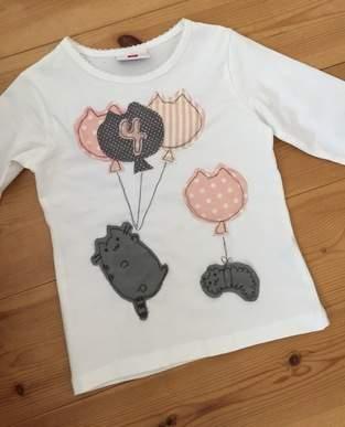 Makerist - Geburtstagsshirt für meine Tochter - 1