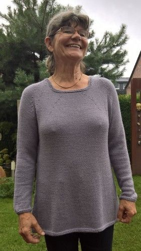 Makerist - Damenpullover  - Strickprojekte - 1