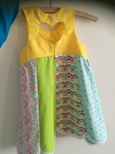 Makerist - Partnerlook von Hobby-Grosi und der kleinen - Nähprojekte - 3
