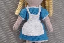 Makerist - Lola Lockenkopf im Wonderland-Outfit  - 1