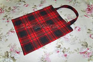 Makerist - DIY - Videoanleitung Einfache Tasche / Einkaufstasche nähen - 1