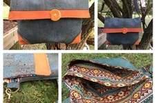 Makerist - Handtasche aus Korkstoff - 1