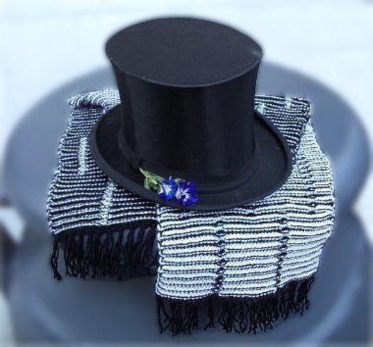 Makerist - Zweifarbenspiel Dandy, Schal  - Strickprojekte - 2