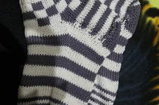 Makerist - Socken Schachbrett - 1